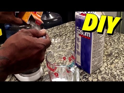 DIY African Cichlid Tank Buffer *Step By Step Detail*