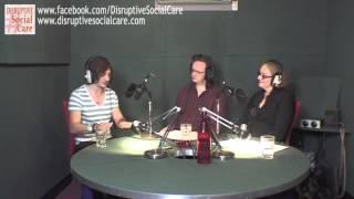 Disruptive Social Care Podcast 13 - Antony Ribot, Threedom Phone