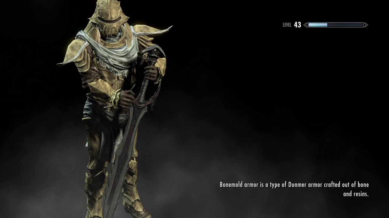 Skyrim Special Edition Road To Legendary Deathbrand Armour Youtube