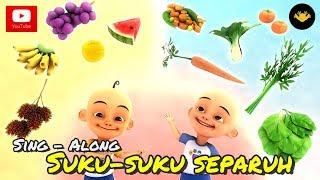 Upin & Ipin - Suku - Suku Separuh - Jom Hidup Sihat! (Sing - Along)