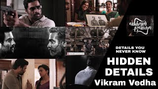 Vikram Vedha Hidden Details | Details You Never Noticed - By Santhoshh