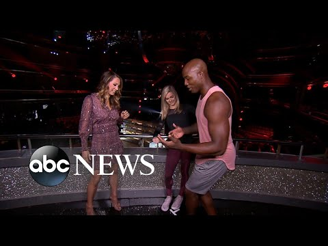 Behind-the-scenes of the new season of 'Dancing With the Stars'