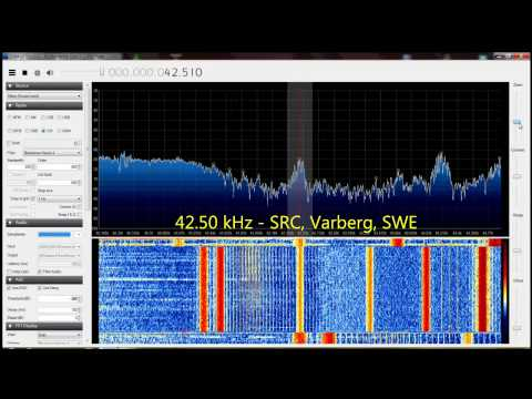 VLF and PA0RDT Mini Whip antenna Kramsk JO92fg