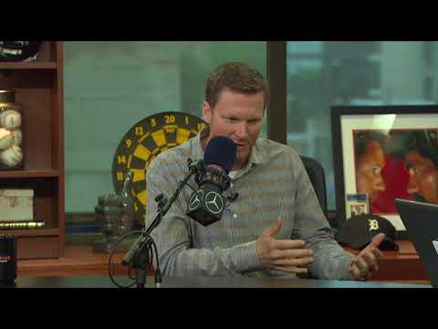 Dale Earnhardt Jr Talks New Book, Concussions & More with Dan Patrick | Full Interview | 6/27/18