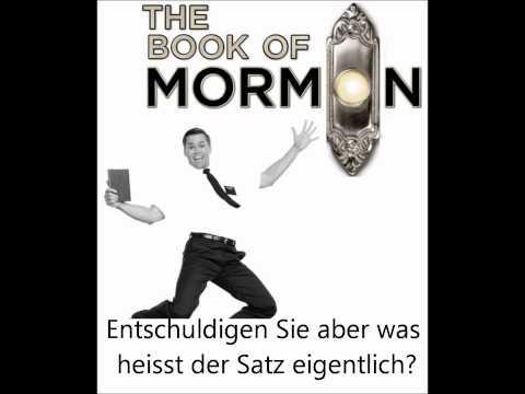 The Book of Mormon - Hasa Diga Eeboway / Deutsche Untertitel