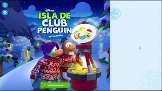 Iniciando Club Penguin Island