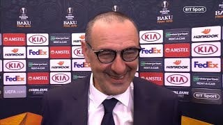"Sarri: ""Now I have to win something else immediately!"""