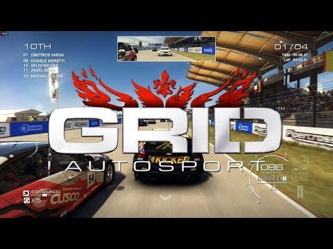 GRID Autosport - Where I Win A Race