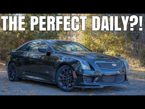2017 Cadillac ATS-V Review - Overpriced and PERFECT?