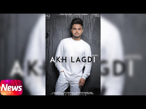 Akh Lagdi | News | Akhil | Desi Routz | Releasing on 14th Feb 2018 | Speed Records