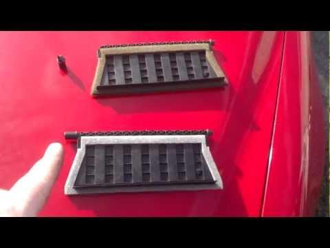 06 chevy equinox temperature control blender door doovi for 06 equinox blend door