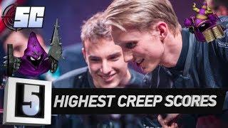 5 Highest Creep Scores in LoL History   LoL eSports