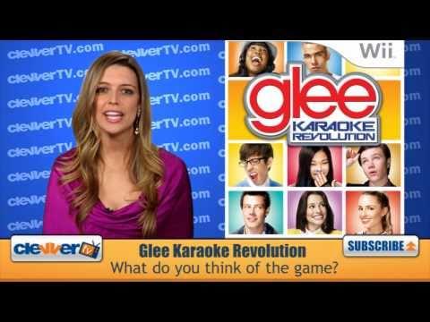 Glee Karaoke Revolution Game Released