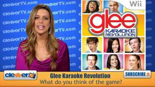 Glee Karaoke Revolution Game Released