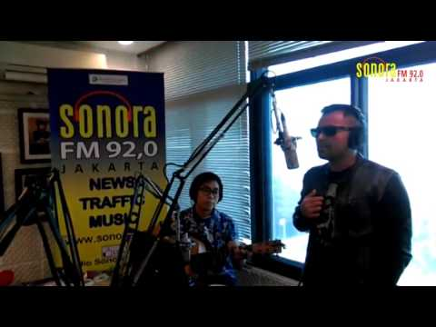 Judika - Jadi Aku Sebentar Saja Live At Sonora 92 FM