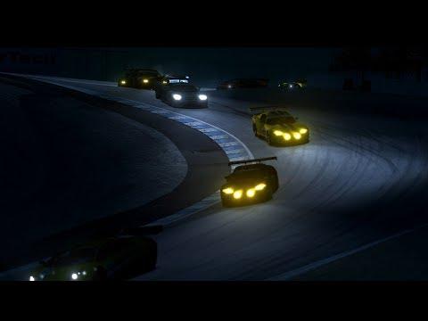 Assetto Corsa - RSS GT1 Laguna Seca @ Night