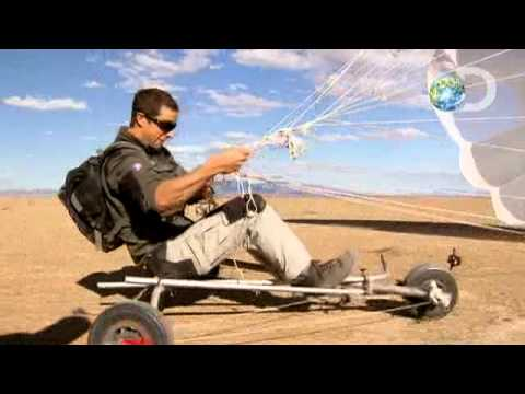 Man vs. Wild - Homemade Vehicle