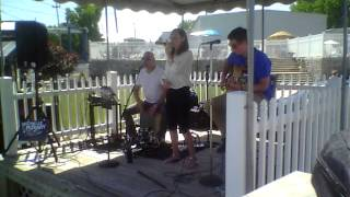 Michelle Romary Trio performing Black Horse Live @ Gem Beach Marina