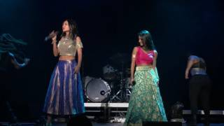 Be Free | Pallivaalu Bhadravattakam (ft. Vandana Iyer) Live at Fox Theater, Redwood City