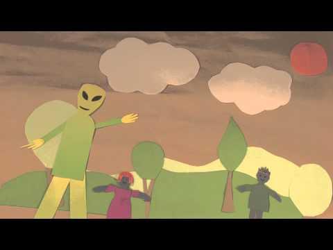 Alien visits Bromley