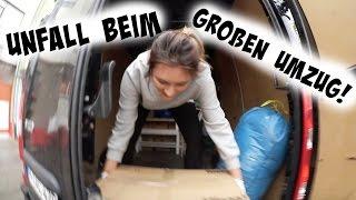 UNFALL BEIM GROßEN UMZUG! | AnKat