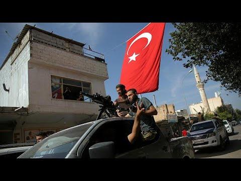 اليوم السابع: آخر تطورات العملية العسكرية التركية في شمال سوريا…  - نشر قبل 3 ساعة