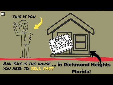 Sell My House Fast Richmond Heights: We Buy Houses in Richmond Heights and South Florida