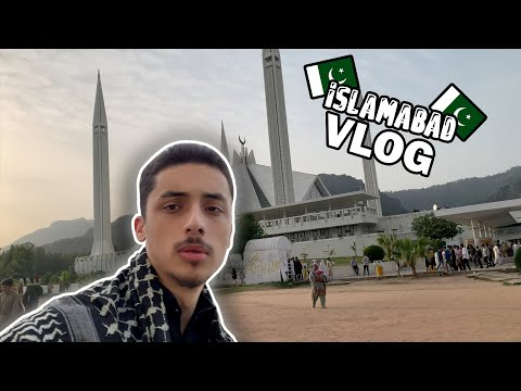 DAY IN THE LIFE IN ISLAMABAD PAKISTAN! VLOG 3🇵🇰