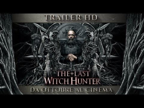 THE LAST WITCH HUNTER - L'Ultimo Cacciatore di Streghe | Teaser Trailer SUB ITA