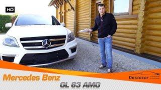 Mercedes Benz GL 63AMG из России