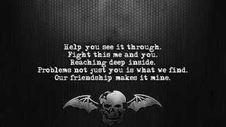 Download Lagu Avenged Sevenfold - Shattered By Broken Dreams [Lyrics on screen] [Full HD] mp3