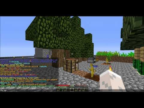 Плагин Factions для minecraft  -