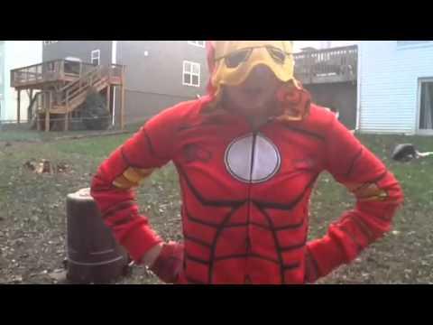 Iron Man Element Project Thoreau Middle School