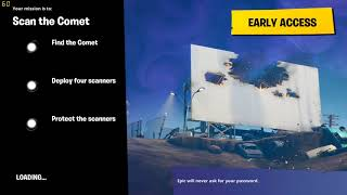 Fortnite ITA bug: I can't access games.