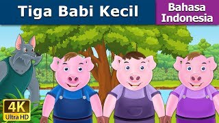 Video Tiga Babi Kecil | Dongeng anak | Kartun anak | Dongeng Bahasa Indonesia download MP3, 3GP, MP4, WEBM, AVI, FLV Oktober 2018