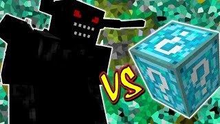 DEMONIO DA ESCURIDÃO VS. LUCKY BLOCK SONHOS (MINECRAFT LUCKY BLOCK CHALLENGE)