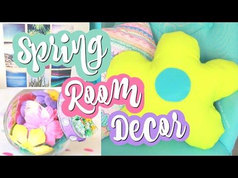 DIY Spring Room Decor & Gift Ideas | SoCraftastic