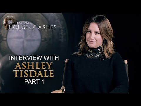 [ES] The Dark Pictures Anthology: House of Ashes - Interview with Ashley Tisdale Part 1