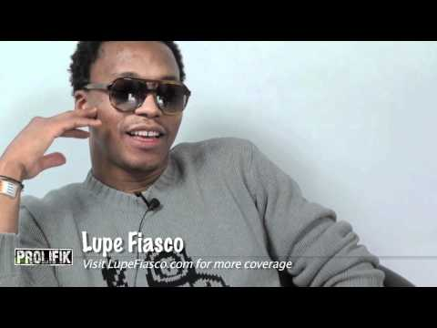 Lupe Fiasco Talks Name Origin, Jay Z And More