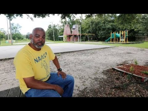 Hancock County NAACP Wants To Bring Life Back To Bay Park