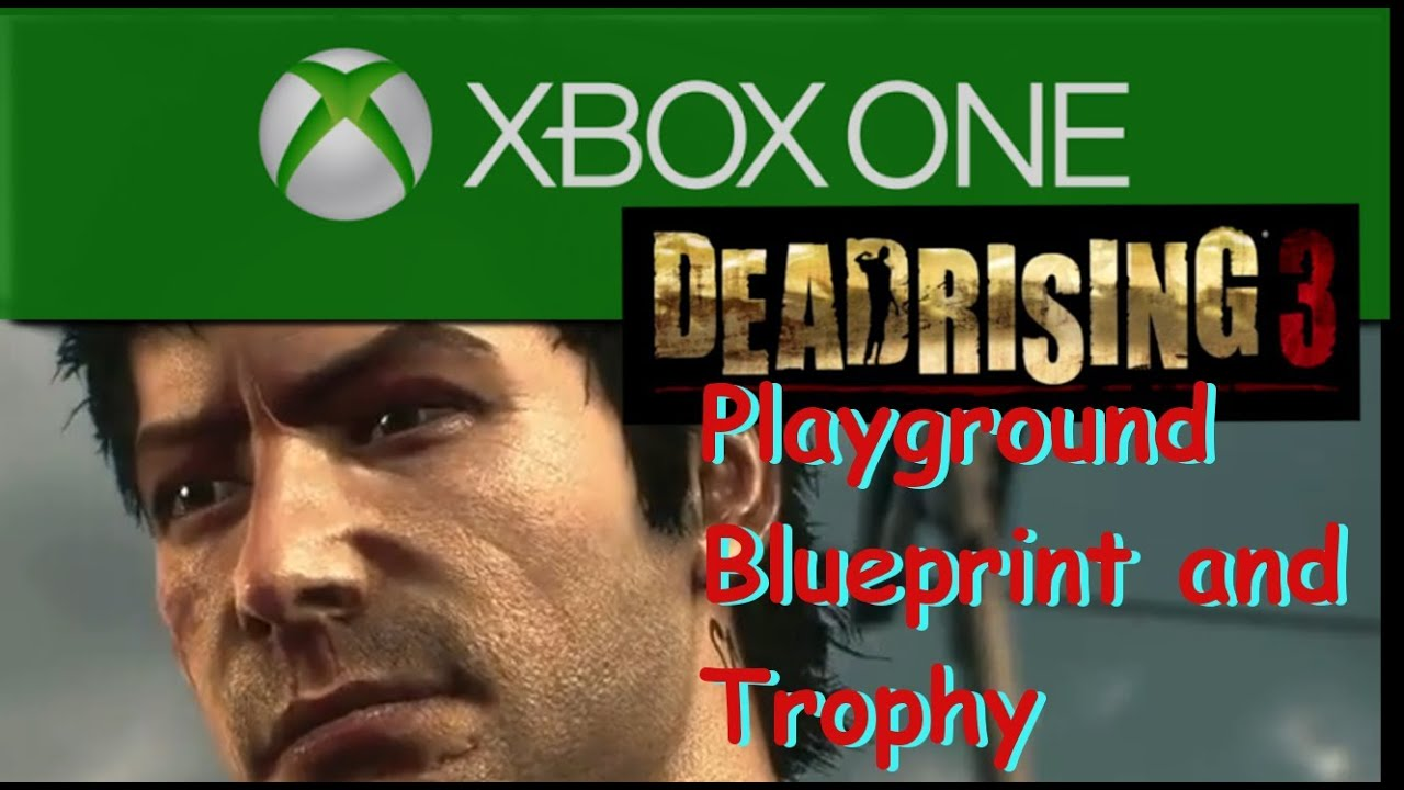 Xbox one dead rising 3 collectable trophy in the playground xbox one dead rising 3 collectable trophy in the playground malvernweather Images