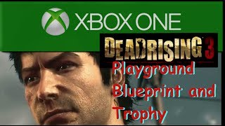 Xbox One - Dead Rising 3 - Collectable Trophy In The Playground
