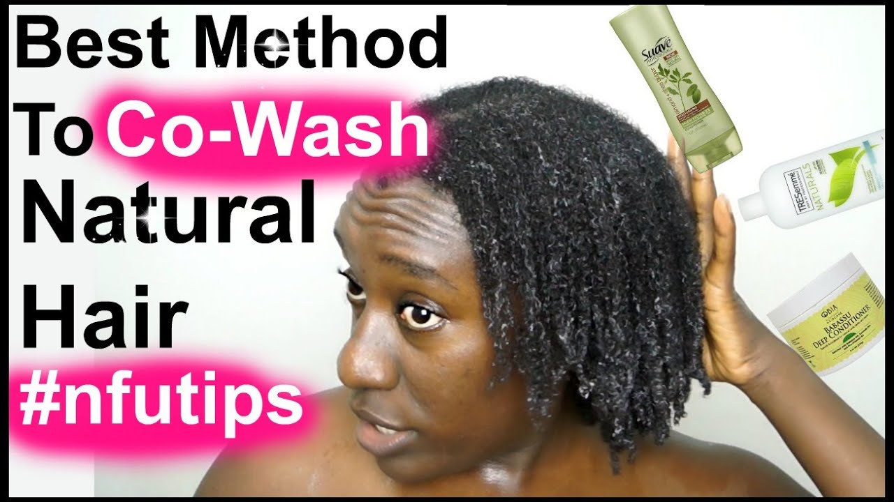 Easy Natural Hair Care Regimen