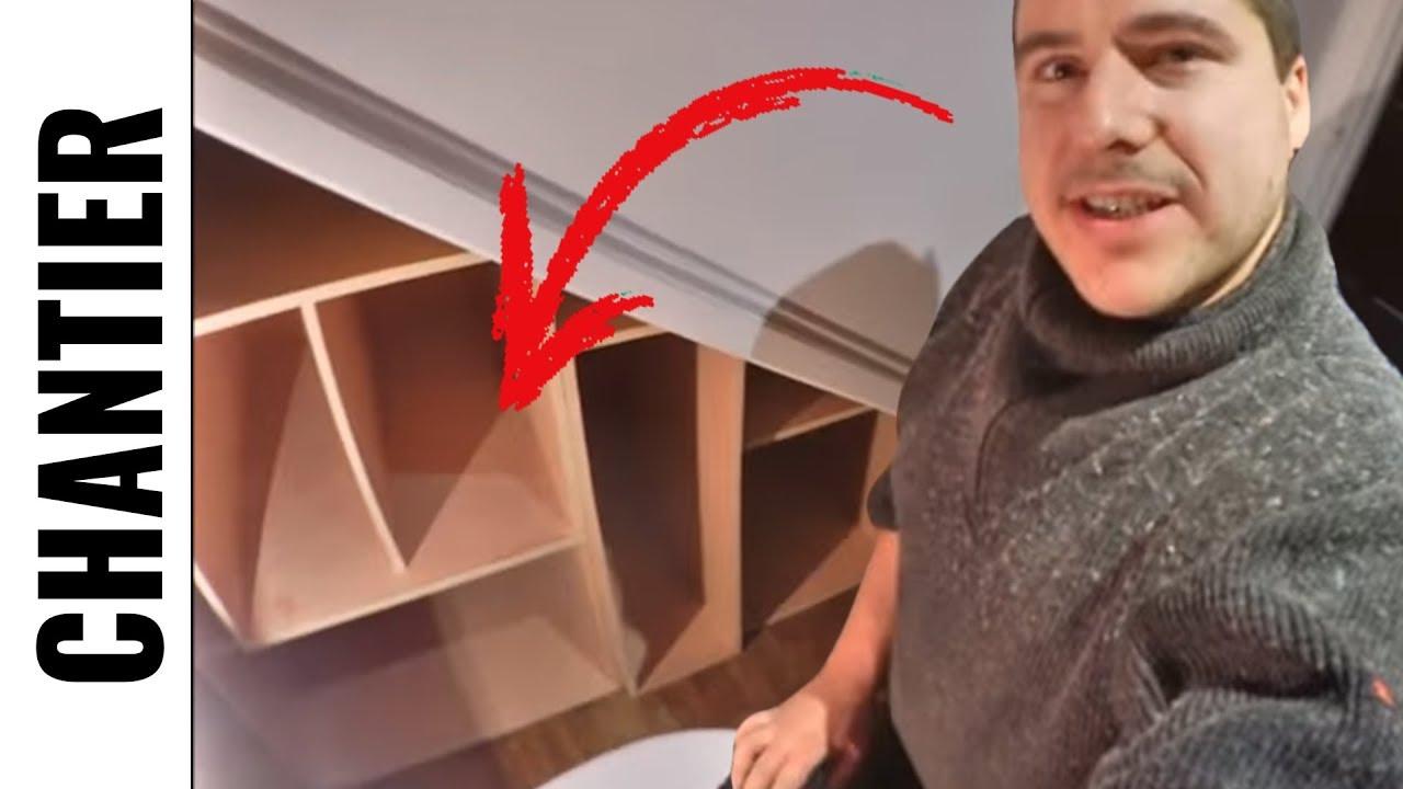 Agencement Sous Escalier Boites Décalées Tuto Woodwork Fr Ljvs