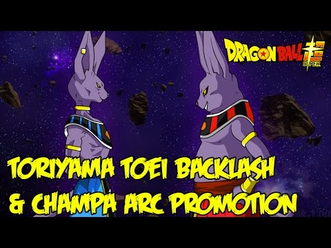 Dragon Ball Super: Toriyama Unhappy w/ Quality of DBS & Why Toei's New Promo of Champa Arc is Good
