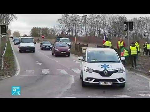 وزير الداخلية الفرنسي يدعو محتجي -السترات الصفراء- إلى إنهاء اعتصاماتهم  - نشر قبل 2 ساعة