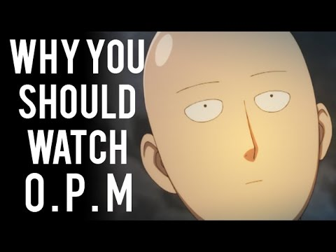 Why you should watch One Punch Man