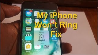 If your iphone wont ring (any model) for some reason try the following fix to get it ringing once again as normal. should work in fixing most cases 100%. how...
