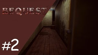 Bequest | Last Answer | Steam Horror Game | Gameplay Walkthrough #2 | Stuck in Time?