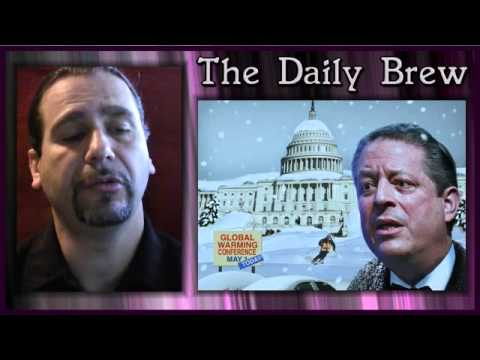 THE DAILY BREW #47 (8/14/2013) Coffee & The Morning Headlines #PTN